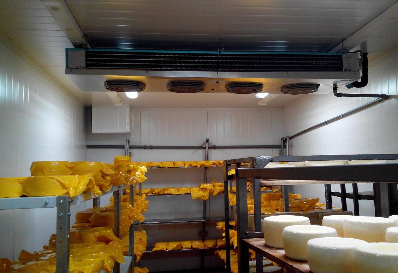 Системы туманообразования в сырной промышленности